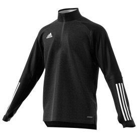 CONDIVO20 ウォームトップ ブラック 【adidas|アディダス】サッカーフットサルウェアーgjj97-ek5462