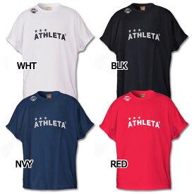 プラクティスTシャツ 【ATHLETA|アスレタ】サッカーフットサルウェアー02314
