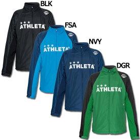 ジュニア 裏地付きウインドジャケット 【ATHLETA|アスレタ】サッカーフットサルジュニアウェアー02322j