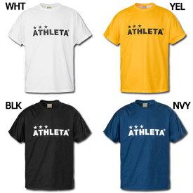 半袖プラクティスTシャツ 【ATHLETA|アスレタ】サッカーフットサルウェアー02331