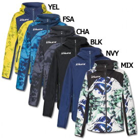 ジュニア ストレッチトレーニングジャケット 【ATHLETA|アスレタ】サッカーフットサルウェアー04124j