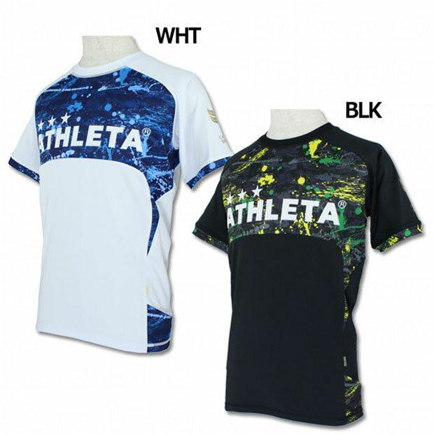プラクティスシャツ  【ATHLETA|アスレタ】サッカーフットサルウェアーgk-017