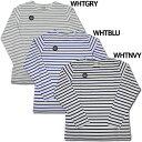 ボーダーロングTシャツ 【ATHLETA|アスレタ】サッカーフットサルウェアーgk-039