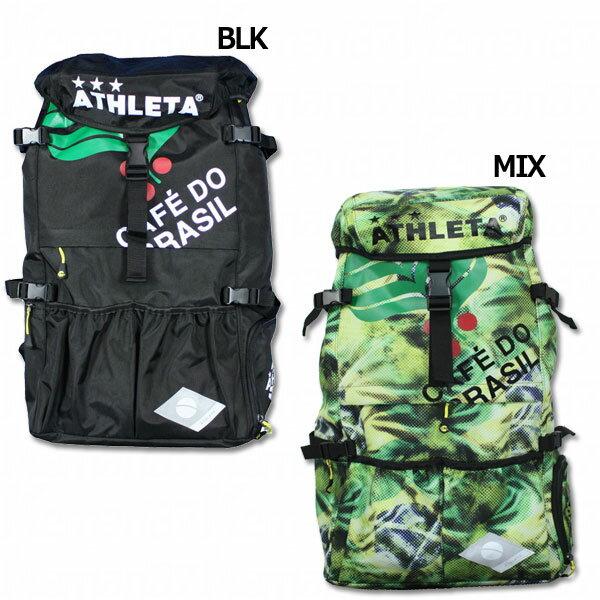 バックパック 大 【ATHLETA|アスレタ】サッカーフットサルバッグsp-101l