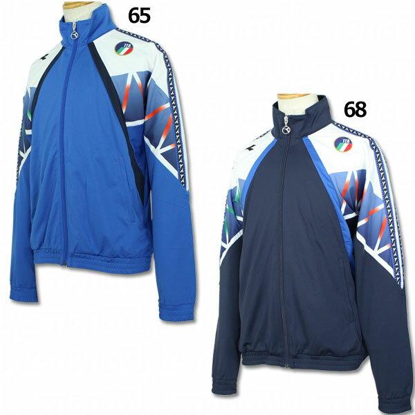 CSC トレーニングジャケット 【diadora|ディアドラ】サッカーフットサルウェアーdfp7150