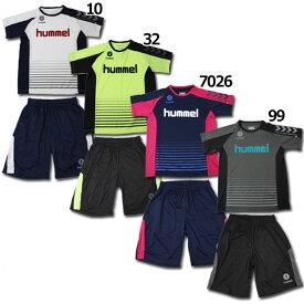 ジュニア トレーニングスーツ 【hummel|ヒュンメル】サッカーフットサルジュニアウェアーhjy1142sp