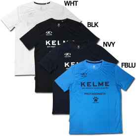 半袖プラクティスシャツ 【KELME ケルメ】サッカーフットサルウェアーkg19s505