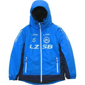 ACTIVE インナーコットンジャケット ATMブルー 【LUZ e SOMBRA|ルースイソンブラ】サッカーフットサルウェアーf2011206-atmblu