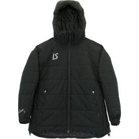 PARCEIRO サーモジャケット 2 ブラック 【LUZ e SOMBRA|ルースイソンブラ】サッカーフットサル防寒ウェアーf2012212-blk