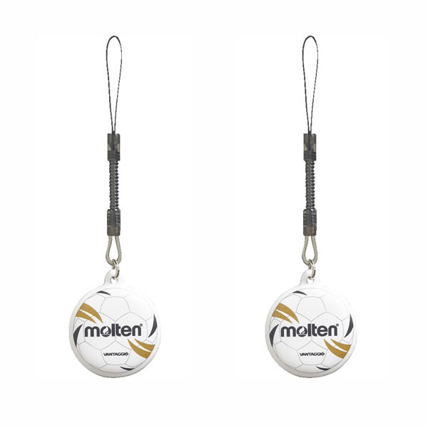 携帯クリーナー 2個セット 【molten|モルテン】サッカーフットサルアクセサリーclnfv-2set