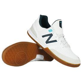 AUDAZO PRO IN WN4 ホワイト×ネイビー 【NewBalance|ニューバランス】フットサルシューズmsapiwn42e