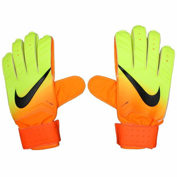 GK マッチ ブライトシトラス×ボルト 【NIKE|ナイキ】サッカーフットサルゴールキーパーグローブgs0330-810