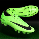 マーキュリアル ビクトリー 11 HG-V エレクトリックグリーン×ブラック 【NIKE|ナイキ】サッカースパイク831965-303