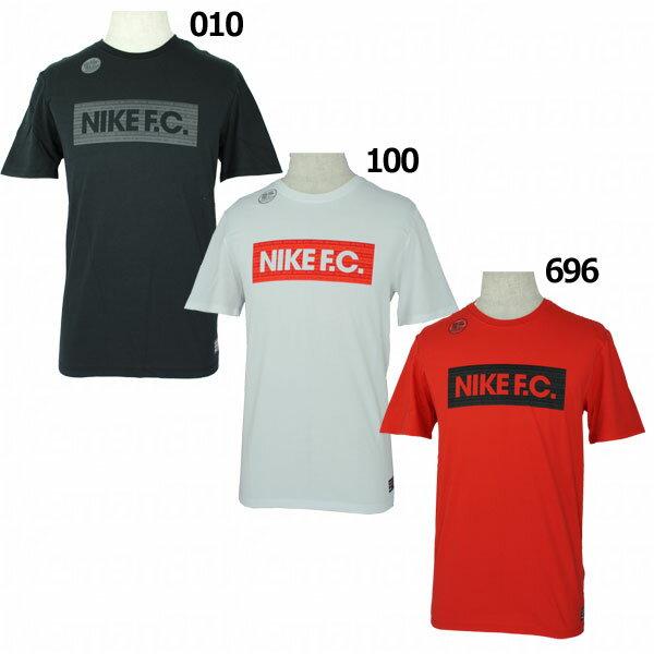 NIKE F.C. 半袖Tシャツ SSNL BLOCK 【NIKE|ナイキ】サッカーフットサルウェアーah9662