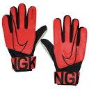 GK ジュニア マッチ ブライトマンゴー×ブラック 【NIKE ナイキ】サッカーフットサルゴールキーパーグローブgs3883-…