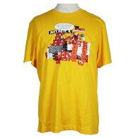 スニーカーカルチャー7半袖Tシャツユニバーシティゴールド【NIKE|ナイキ】サッカーフットサルウェアーck2662-739
