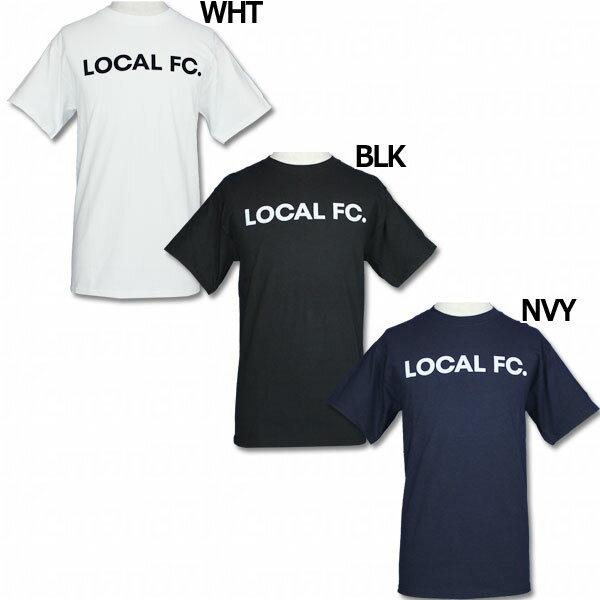 LOCAL FC Champion 半袖Tシャツ 【SoccerJunky|サッカージャンキー】サッカーフットサルウェアーsj17070