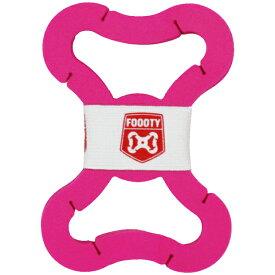 フーティ FOOOTY ピンク サッカーフットサルアクセサリーfty04650-pnk