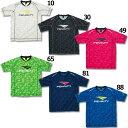 ベンチレーションプラTシャツ 【PENALTY ペナルティ】サッカーフットサルウェアーpu7006