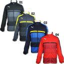 TWV トレーニングジャケット 【PUMA|プーマ】サッカーフットサルウェアー654802