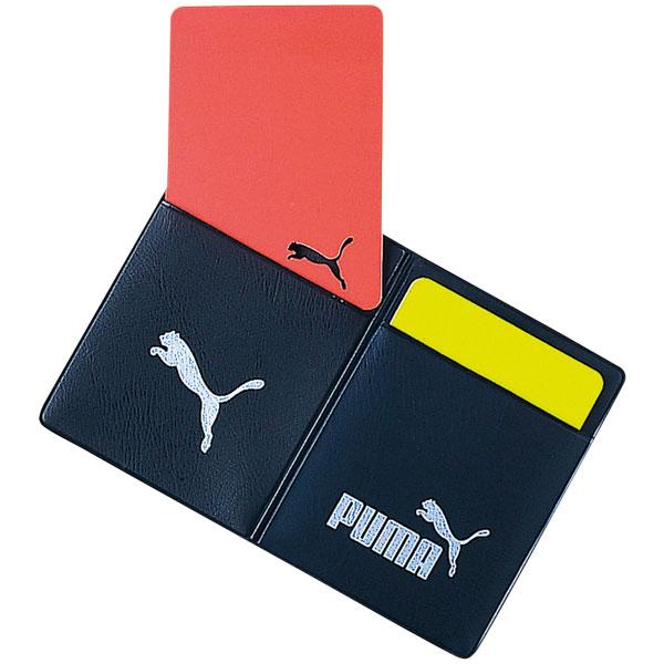 レフェリーカードケース 【PUMA|プーマ】サッカーフットサルアクセサリー880699