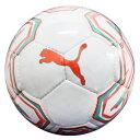 フットサル 1 トレーナー J プーマホワイト 【PUMA プーマ】フットサルボール4号球083013-08-4