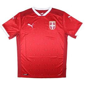 セルビア代表 2020 ホーム 半袖レプリカユニフォーム 【PUMA|プーマ】ナショナルチームレプリカウェアー756515-01