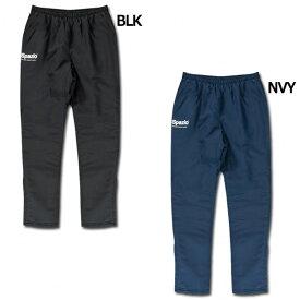padding long pants クロス素材中綿パンツ 【Spazio|スパッツィオ】サッカーフットサルウェアーbt-0206