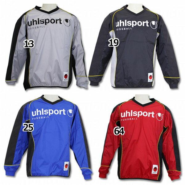 GK ウィンドアップジャケット 【uhlsport|ウールシュポルト】サッカーフットサルウェアーu91401