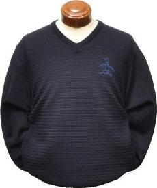 送料無料 マンシングウェアー 紳士 セーター MGMOGL01 3L