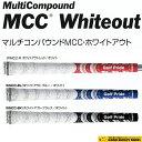 ゴルフプライド マルチコンパウンド MCC ホワイトアウト グリップ 6本セット