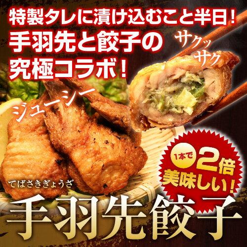 【パーティー・クリスマス】手羽先餃子【5個入り】