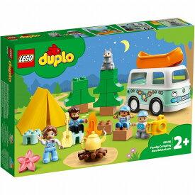レゴ デュプロ デュプロのまち たのしいキャンプ 10946【新品】 LEGO 知育玩具
