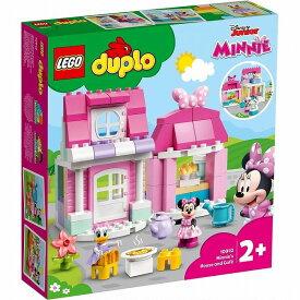 レゴ デュプロ ミニーのおうちとカフェ 10942【新品】 LEGO 知育玩具