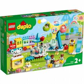 レゴ デュプロ デュプロのまち たのしい!ゆうえんち 10956【新品】 LEGO 知育玩具