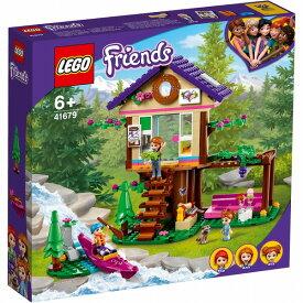レゴ フレンズ ハートレイクの森のおうち 41679【新品】 LEGO Friends 知育玩具