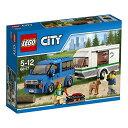 レゴ シティ キャンピングカー 60117【新品】 LEGO 知育玩具