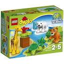 レゴ デュプロ 世界のどうぶつ どうぶつのあかちゃん 10801【新品】 LEGO 知育玩具