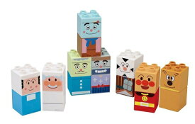 ブロックラボ アンパンマン アンパンマンとなかまたちブロックセット(ファーストブロックシリーズ)【新品】 知育玩具 おもちゃ