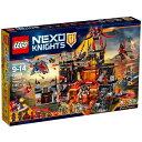 レゴ ネックスナイツ悪のメガマグマ神殿 70323【新品】 LEGO NEXO KNIGHTS 知育玩具