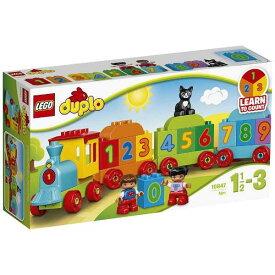 レゴ デュプロ はじめてのデュプロ(R) かずあそびトレイン 10847【新品】 LEGO 知育玩具