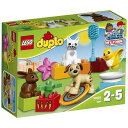 レゴ デュプロ デュプロ(R)のまち かわいいペット 10838【新品】 LEGO 知育玩具