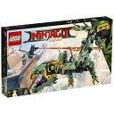 レゴ ニンジャゴー ロイドのメカドラゴン 70612【新品】 LEGO 知育玩具