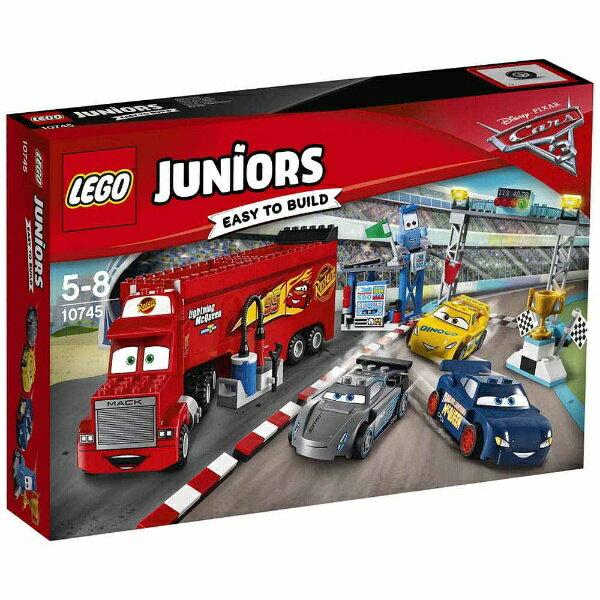 レゴ ジュニア ディズニー カーズ フロリダ 500 ファイナル・レース 10745【新品】 LEGO JUNIORS 知育玩具