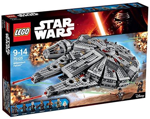 レゴ スター・ウォーズ 【ワケアリ】ミレニアム・ファルコン[TM] 75105【新品】 LEGO スターウォーズ 知育玩具