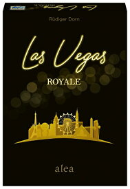 ベガスロイヤル(Las Vegas Royale)【新品】 ボードゲーム アナログゲーム テーブルゲーム ボドゲ