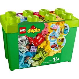 レゴ デュプロ デュプロのコンテナ スーパーデラックス 10914【新品】 LEGO 知育玩具
