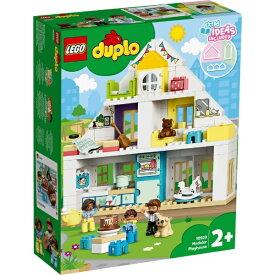 レゴ デュプロ デュプロのまち たのしいプレイハウス 10929【新品】 LEGO 知育玩具
