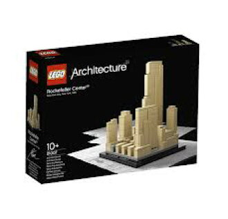 基本结构洛克菲勒中心21007