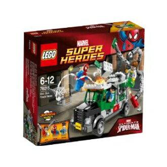 超级市场·英雄博士·八达通的卡车强盗76015
